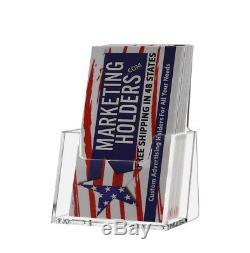180 Pack Vertical Business Card Holder Acrylic Wholesale