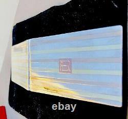 Antique Cartier Sterling Silver & 14K Business Card Case Notepad Note Holder Box
