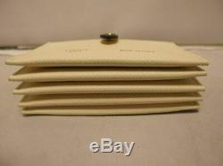 Auth CELINE business card holder