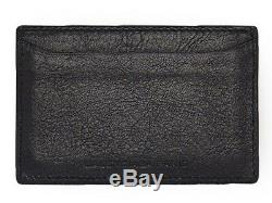 Authentic BALENCIAGA Classic Card Case Pass Case Business Card Holder 285373