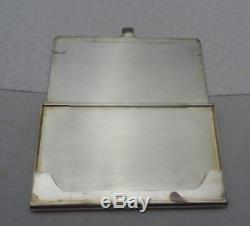 Authentic Tiffany & Co 925 Sterling silver Business/credit Card Holder