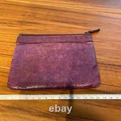 Balenciaga City Ladies Wallet Coin Purse Business Card Holder Used Excellent