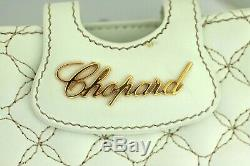 Chopard 95015-0117 Imperial Smartphone Case White Leather Business Card Holder