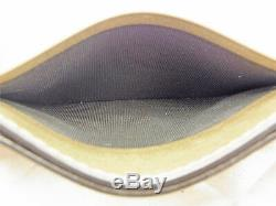GUCCI business card holder GUCCI Shima ladies Authentic Used Y5240