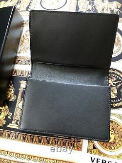Genuine Vertu Business Card Holder in Black Extremely RARE Brand NEW must have
