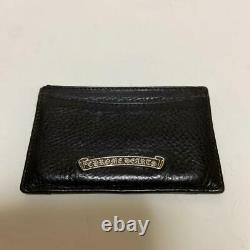 Good Condition Chrome Hearts Chrome Hearts JOTTER Jotter Business Card Holder