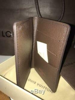Louis Vuitton Business Card Holder m11669249297 Damier Brown Pre-owned Japan