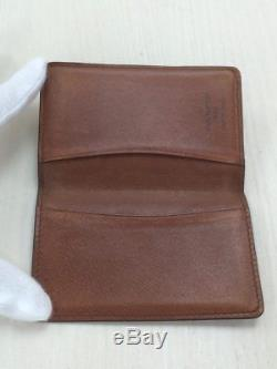 Louis Vuitton Card Holder Business Authentic Free Shipping