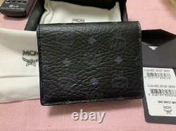 MCM Business card holder and folding wallet No. 14972