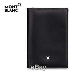 MONTBLANC Meisterstuck Business Card Holder 14108 with Free Gift