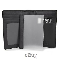 Man Montblanc Meisterstùck Wallet 7cc With Id Card Holder 35798 Business Icon