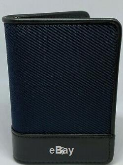 Mont Blanc Leather 116790 NightFlight Business Card Holder