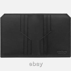 MontBlanc Urban Racing Spirit Business Card Holder 4cc with view