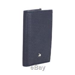 Montblanc Extreme Men's Medium Leather Business Card Holder 116366