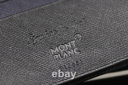 Montblanc Meisterstuck UNICEF Business Card Holder NEW March 2021