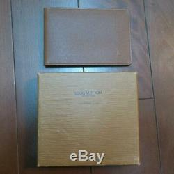New unused Louis Vuitton LOUIS VUITTON card cases business card holder Small