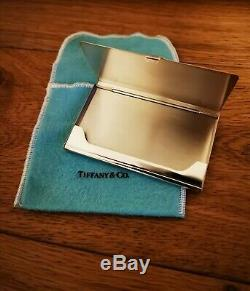 Tiffany & Co. Sterling silver (. 925) Business Card Holder