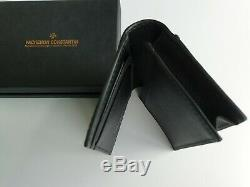 Vacheron Constantin Montblanc Leather Business Card & Card Holder