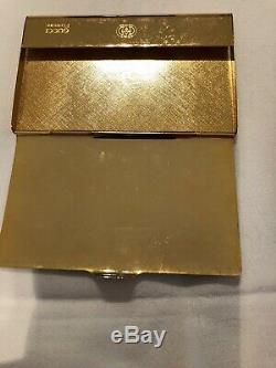 Vintage Iconic Gucci Business Card Holder