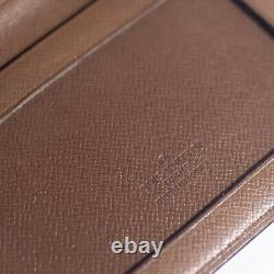 Vintage Louis Vuitton French Monogram Business Card Credit Card ID Holder Wallet