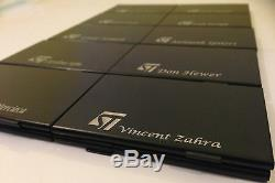 Wholesale Promotional Personalised Blank Twin Sided Metal Business Card Holder