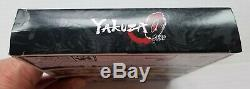 Yakuza 0 Business Launch Ed. (PS4) + Business Card Holder/Cards SEALED GAME
